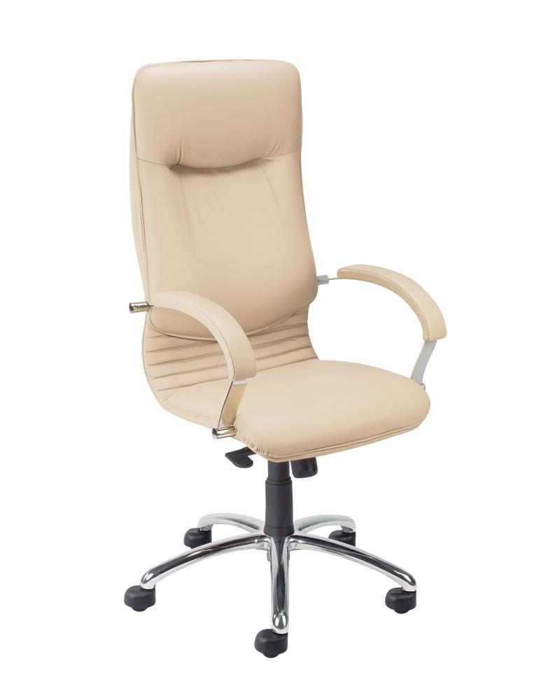 Scaun-office-NOVA-cromat