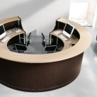 Mobilier receptie Circle