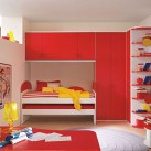 Mobila dormitor pentru copii Red