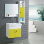 Mobila baie MDF Yellow