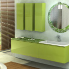 Mobilier Baie MDF Green